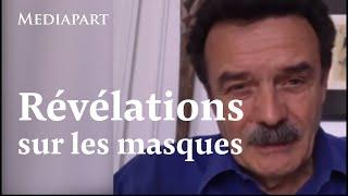 Edwy Plenel - Masques : ce que révèle l'enquête de Mediapart