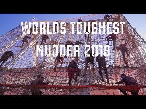 World's Toughest Mudder 2018 All Obstacles