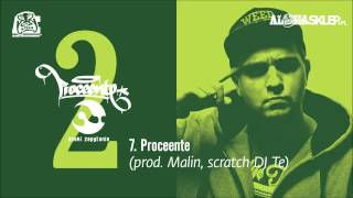 Proceente - Proceente (prod. Malin, scratch DJ Te)