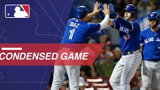Condensed Game: TOR@BOS - 7/13/18