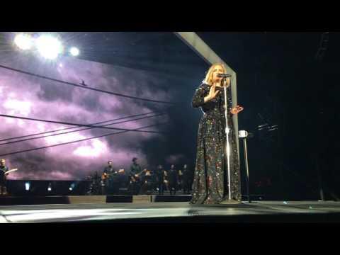 Skyfall - Adele live in Italy @ Arena di Verona