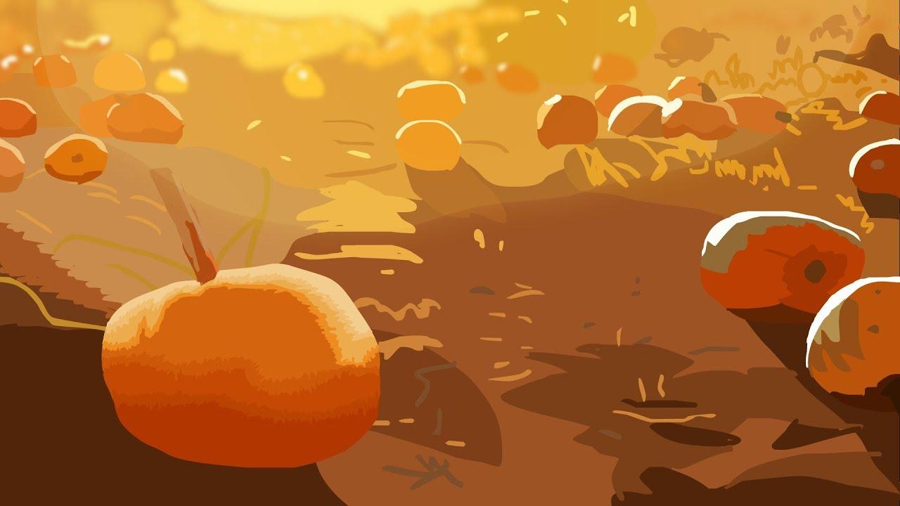 The Pumpkin Patch Au Cartoons Youtube