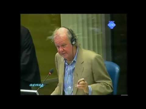 Istorijom protiv mitomanije 10 - Ratko Mladić defence team falsifying evidence in the trial