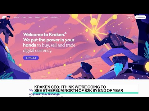 One Bitcoin Will Be Worth a Lamborghini by Year End: Kraken CEO