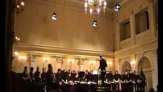 Puhački orkestar GŠ Pavla Markovca, Kleine Ungarische Rapsodie, A. Bosendorrfer