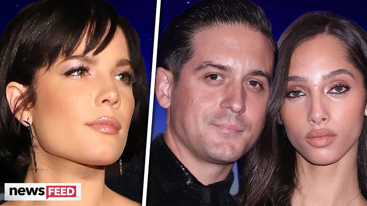 Halsey Has Near Run-in With Ex G-Eazy & His New GF At NYFW!