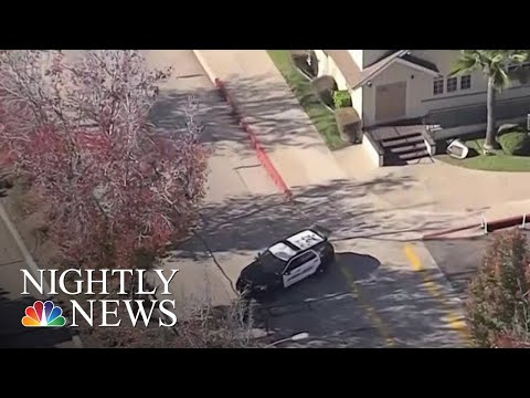 Wave Of Bomb Threats Causes Evacuations And Anxiety Nationwide | NBC Nightly News