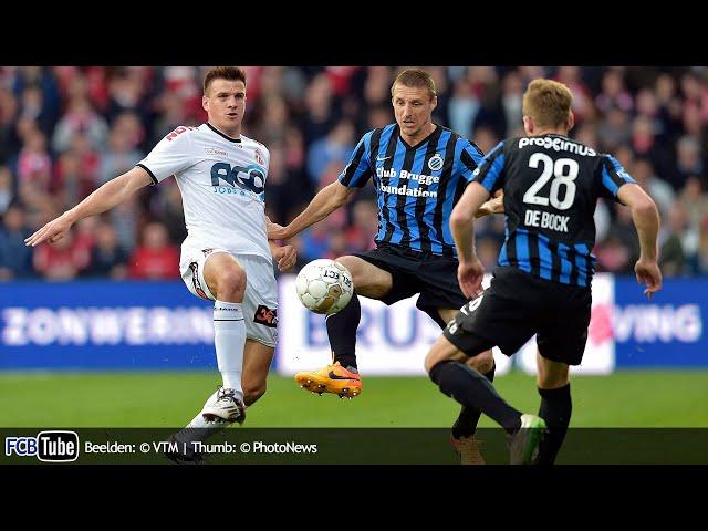 2014-2015 - Jupiler Pro League - PlayOff 1 - 02. KV Kortrijk - Club Brugge 2-0