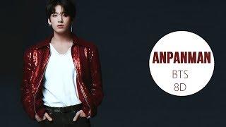 BTS (방탄소년단) - ANPANMAN [8D USE HEADPHONE] 🎧