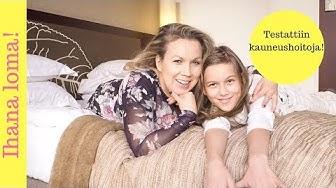 Äidin ja tyttären hemmotteluloma Tallinnassa - Kokeilin kemiallista kuorintaa