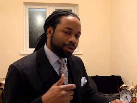 How a Black Christian Gentlemen Get's dressed up Part I