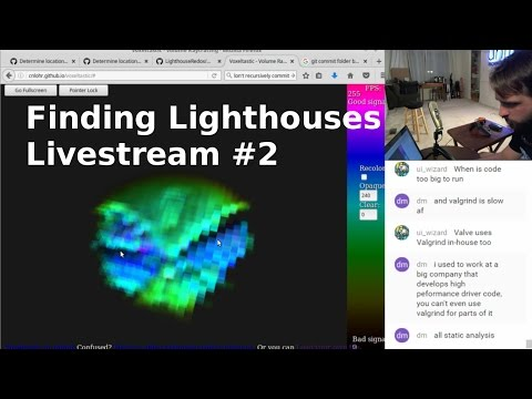 Vive Hacking Livestream: Episode 2.2 - More Lighthouse Shenanigans