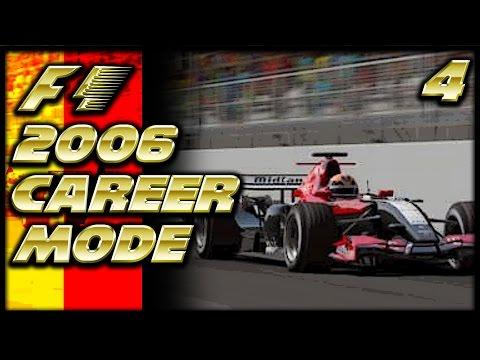 F1 2006 Career Mode Part 4: Racing a Renault?!?