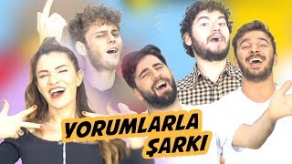 A SINGLE SONG WITH COMMENTS w / Berk Coşkun & Feride Hilal Akın