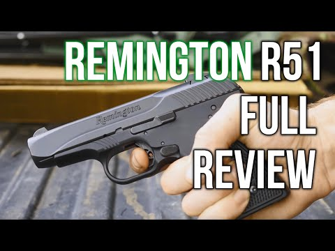 Remington R51 Gen 2 Full 500+ Round Review (2016)