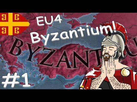 Europa Universalis 4 | RESTORING BYZANTINE EMPIRE #1
