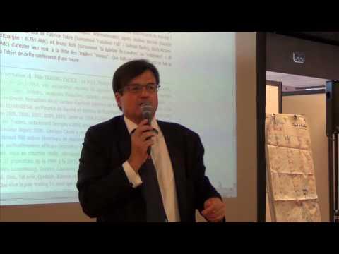 Conférence de Georges Castel - Salon du trading 2013