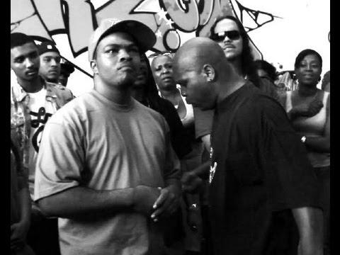 AHAT Rap Battle Danny Myers vs Shidog   Las Vegas vs California