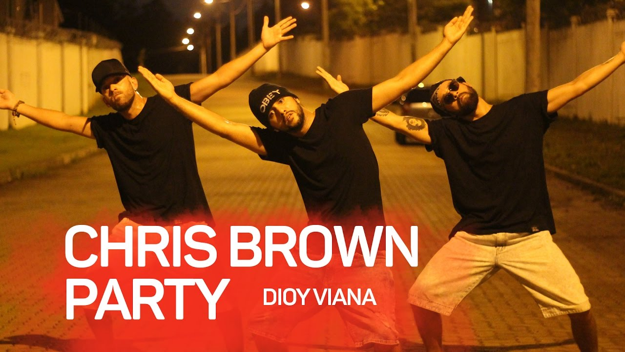 Chris Brown Party Official Video Ft Gucci Mane Usher