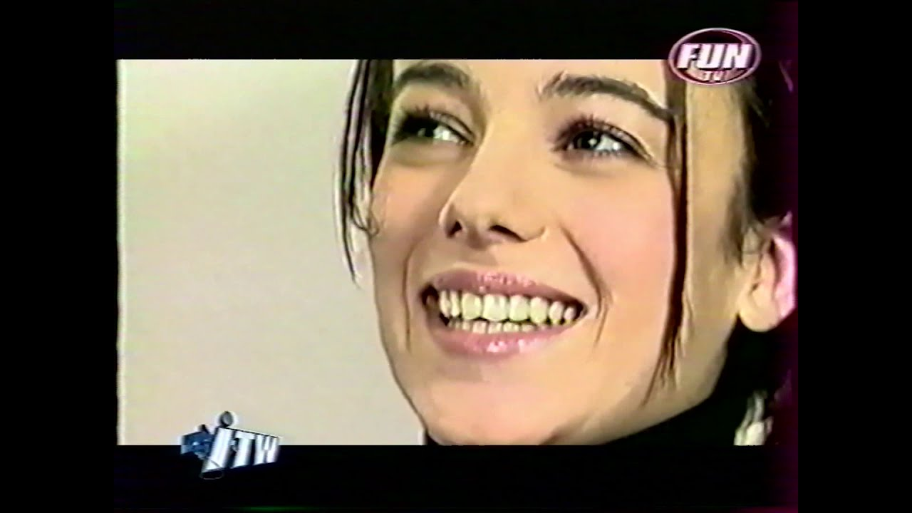 03/03/2001 - Interview : Fun TV
