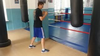 Боксёрский челнок-зачем же он нужен? Уроки бокса с Лилией Дурневой.