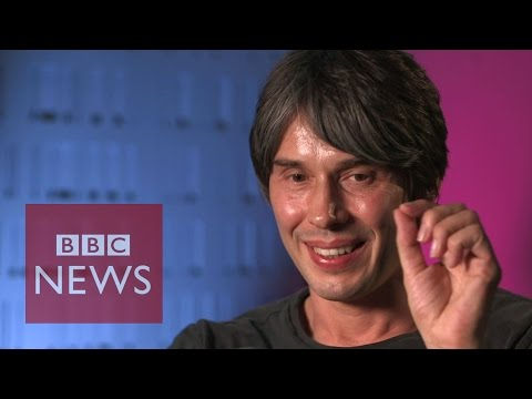 Quantum Mechanics explained in 60 seconds by Brian Cox - BBC News