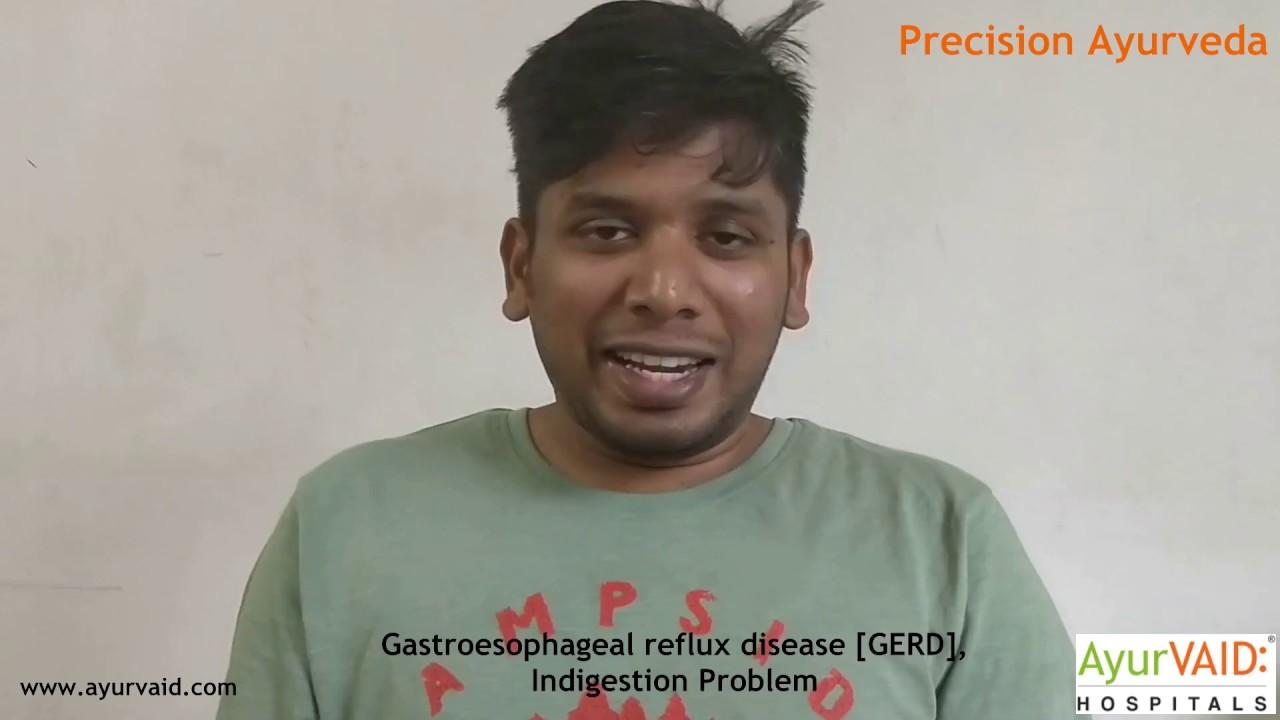 Precision Ayurvedic Treatment for IBD, Colitis, Gastritis | AyurVAID
