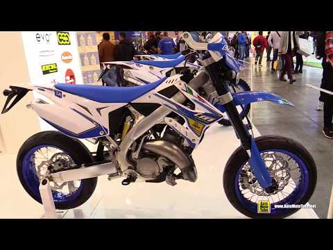2017 TM Racing SMR 125 - Walkaround - 2016 EICMA Milan