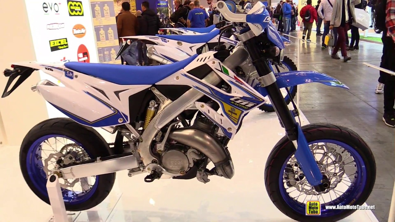 2017 TM Racing SMR 125 - Walkaround - 2016 EICMA Milan ...