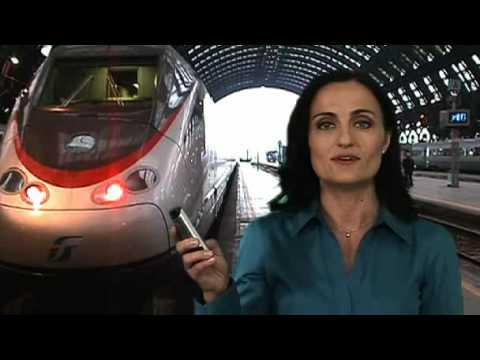 Trenitalia Mobile -  Video Promo ProntoTreno