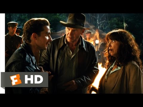 Indiana Jones 4 510 Movie   Marion is Your Mother? 2008 HD