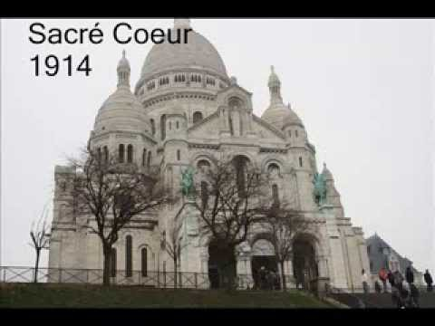 Monuments and Historical Buildings of Paris