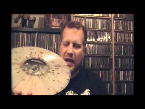 Vinyl Unboxing - Unspeakable Axe & Century Media Records