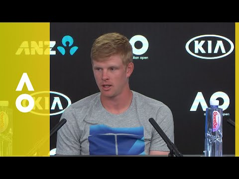 Kyle Edmund press conference (3R) | Australian Open 2018