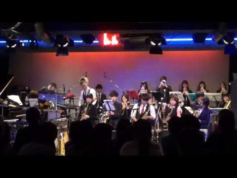 Royal Sounds Jazz Orchestra 2016 リサイタル第3部(Rg.Band)