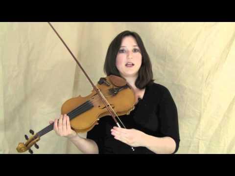 Fiddler Magazine: Kimberley Fraser teaches how to bow the Cape Breton cut