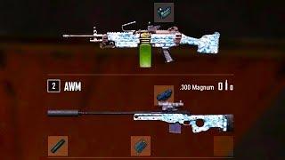 НЕУДЕРЖИМЫЙ С AWM И M249 (BULLSEYE PUBG STREAM MOMENTS)