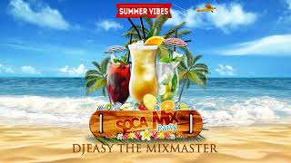 2019 SOCA MIX SUMMER PARTY