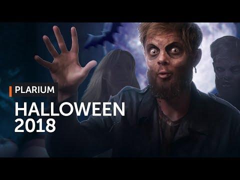 Plarium Halloween Events 2018