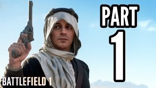 ► Battlefield 1 SP | #1 | Hellriegel 1915 | CZ Lets Play / Gameplay [1080p] [PC]