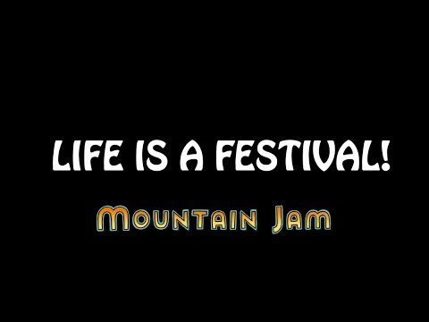 Mountain Jam 2018 Music Preview