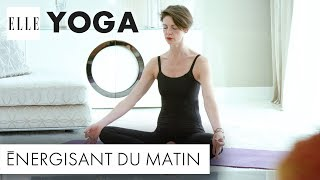 Le yoga énergisant du matin┃ELLE Yoga