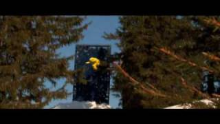 Patrik Huber Warth 1260 / double Rodeo Snowboard