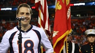 Andy Kelso's National Anthem Day in Denver