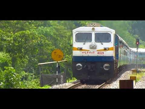 Pune - Hubbali Train Journey - Indian Railways