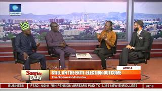'Ekiti Poll A Complete Fraud','PDP A Bad Loser' Ologbondiyan, Arise Trade Blames On Vote Buying Pt.4