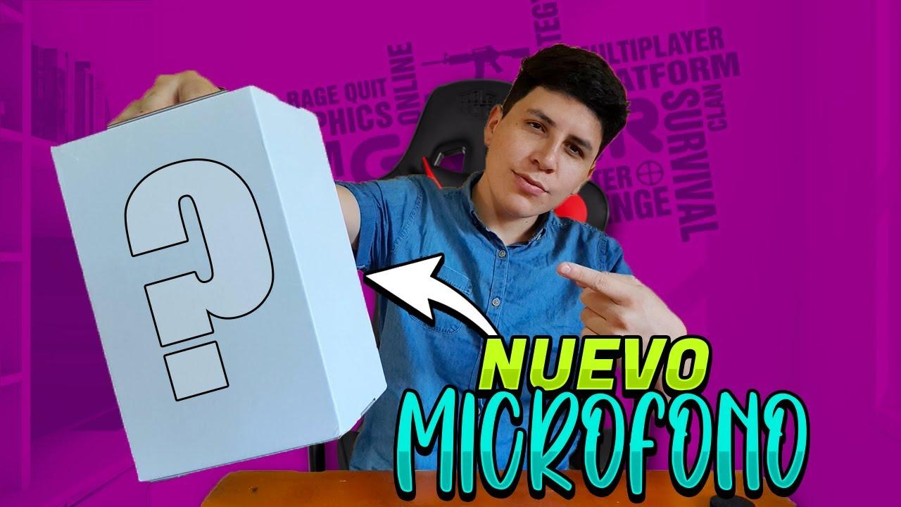 COMPRÉ EL MEJOR MICROFONO CALIDAD-PRECIO!! *usado por muchos* - UNBOXING