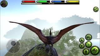 Ultimate Dinosaur Simulator: Pterodactyl Gameplay #1 | Eftsei Gaming