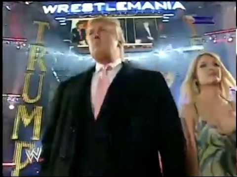 Donald Trump WM23 Entrance (Hail to the Chief)