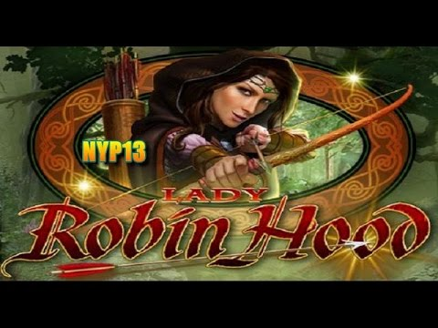 Robin hood slot machine vince